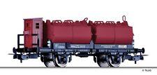Kalkkübelwagen der BASF - Epoche III - von Tillig