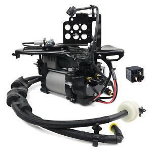 Air Suspension Compressor Pump For Jeep Grand Cherokee 2011-2020 RAM 1500 13-19