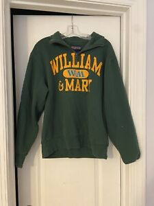 william & mary sweatshirt quarterzip