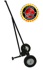 "Plattinum, Dragster Dolly Load and Lift Easily Lifts 18"" Powder Coated Black"