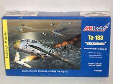 "AMtech 1/48 Scale Focke-Wulf Ta-183 ""Huckebein"""