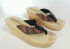 Rocket Dog womens platform wedge sandals UK 6.5