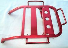 Honda CRF 250 RALLY Rack Rear Carrier Top Box etc RED 2016 2017 2018 *UK STOCK*