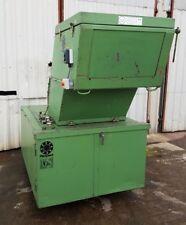Rapid 600 Industrial Granulator Copper cable plastic recycling scrap metal