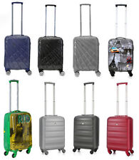 Up to 40L Hard Plastic Travel Bags & Hand Luggage