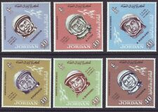 Jordan 1965 SC 491-496 MH Set Astronauts