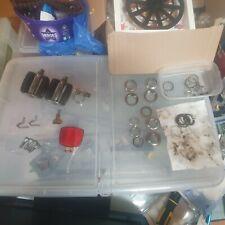More details for raleigh burner joblot, brake stays, headset, cateye rr270, mk1 headbadge etc