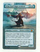 Urza Lord High Artificer Altered Full Art MTG Magic Commander EDH Birthday Gift