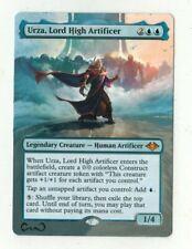 Urza Lord High Artificer Altered Full Art MTG Magic Commander cEDH Blue Stax