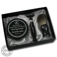 Taylor of Old Bond Street 3 Piece Jermyn Street Shaving Gift Set 20208