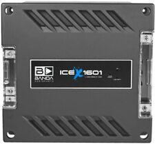 Banda 1600 Watts 1 Ohm Car Audio Mono Amplifier - ICE X 1601