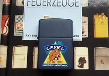 ZIPPO - CAMEL - JOE´S  DEBUT  - BIRTHDAY -  RAR  VON 1997  !!