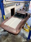 1965 Chevrolet Corvette Leather 1965 Chevrolet Corvette Coupe White RWD Manual Leather