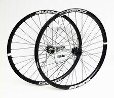 "Spank Oozy Trail 395+ Wheelset 29"" 4 Way Axle Adapters 6-Bolt Shimano HG10/11"