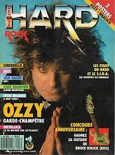 rivista - HARD ROCK - Anno 4 Numero 47
