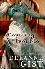Courting Trouble by Deeanne Gist Paperback Buy2BooksGet1Free