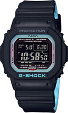 CASIO G-SHOCK 90's SOLAR POWER ATOMIC DIGITAL SPORT WATCH GWM5610PC-1 - NWT