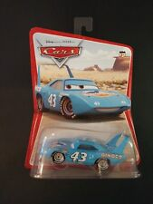 ERROR Disney Pixar Cars Dinoco  King #43 NO LABEL Desert Card