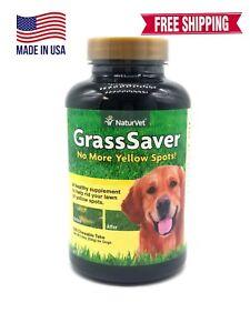 NaturVet Grass Saver 500 Chews FREE SHIPPING