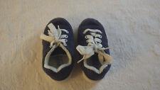 "Lower Eastside Boys Infant Shoes Size 5 Tennis Shoes Skid Resistant 5.5"" Long"