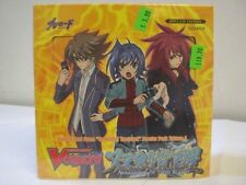 Cardfight Vanguard Awakening of Twin Blades Booster Box 17 New & Sealed!