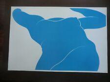 Milton Glaser  Foreshortened Nude, 1977