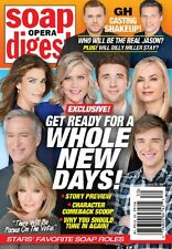 Soap Opera Digest Magazine - July 24, 2017 - Days of Our Lives, Wally Kurth
