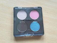 Mac Sombra de Ojos liza ojos: pm Quad Paleta Edición Limitada Raro Difícil de encontrar Minelli