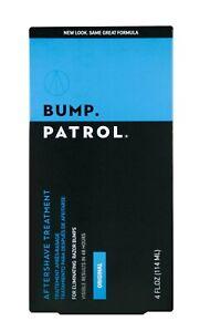 Bump Patrol IMPROVED ORIGINAL Formula Aftershave Treatment  2 oz