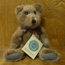 """Boyds Plush #5103 BARTHOLEMEW B. BEAN, 10"""", NEW/Tag From Retail Store, Jointed"""