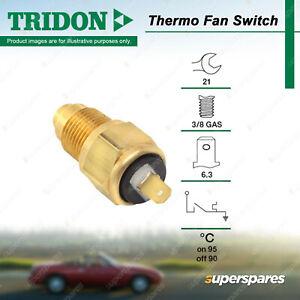 Tridon Thermo Fan Switch for Daihatsu Charade G10 G11 G100 G200 G202 G202B