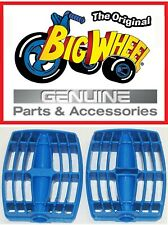 """Replacement Blue Pedals for The Original Big Wheel 16"""" Trike"""