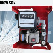 Self Priming Electric Pump Transfer Bio Fuel Diesel Tankstelle DP60L 220V 60L/M