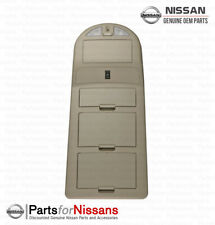 Genuine Nissan Map Lamp Assembly 26430-ZR11A