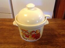 Campbell Soup Tureen Serving Dish With Lid And Ladle Covered Bowl Fall VTG 1998