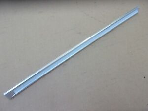 NEW 1965 Plymouth Fury Front Fender Colored Moulding Bars - WHITE
