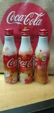 Coca-Cola 2019 New Year ALUMINIUM BOTTLE   Full Water