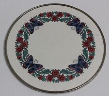 Villeroy&Boch Jugendstil Tortenplatte Schmetterling Motiv V & B Cake Plate