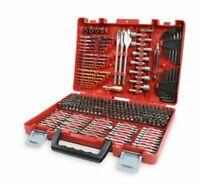 Craftsman Speed-Lok 300-Piece Drill Bit Accessory Kit 13473 NEW