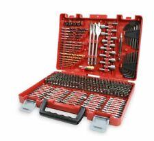Craftsman Speed-Lok 300-Piece Drill Bit Accessory Kit 13473 NEW