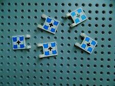 100x LEGO® Steine 3010 Steine Bricks 1x4 Gebraucht Used Red
