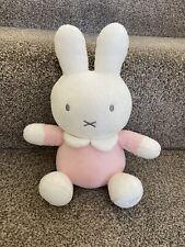 Miffy Little Star Pink Soft Toy Plush Comforter Bunny Rabbit