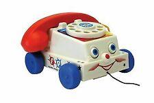 Basic Fun 1694 Fisher Classics Retro Chatter Phone