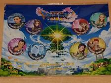 Dragon Quest XI esquivo edad Conjunto de 8 Tarjetas de Promoción ** nuevo **