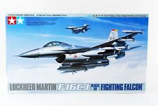 Tamiya Models F-16cj Fighting Falcon kit de modelismo