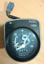 Suzuki FR 50 instrument cluster clocks #1