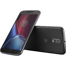 Motorola Moto G Plus 4th Gen XT1644 16GB Factory Unlocked Black Smartphone