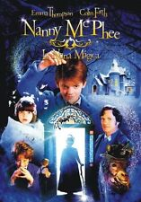 NANNY MCPHEE - BRAND NEW & SEALED (R4) DVD (EMMA THOMPSON, COLIN FIRTH)