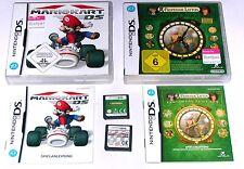 Jeux: Mario Kart + professeur Layton/NINTENDO DS + Lite + DSI + 3ds