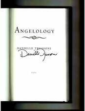 Danielle Trussoni signed Angelology 1st printing hardcover book